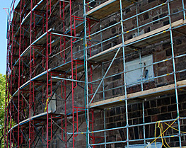 Pinnacle Scaffold Corporation - Castle Williams National Monument